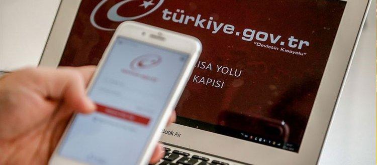 Üniversite öğrencileri 'transkript belgelerini' e-Devlet Kapısı'ndan alabilecek