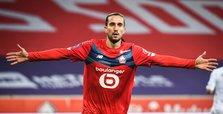 Yusuf Yazıcı scores twice as Lille hammer Lorient 4-0
