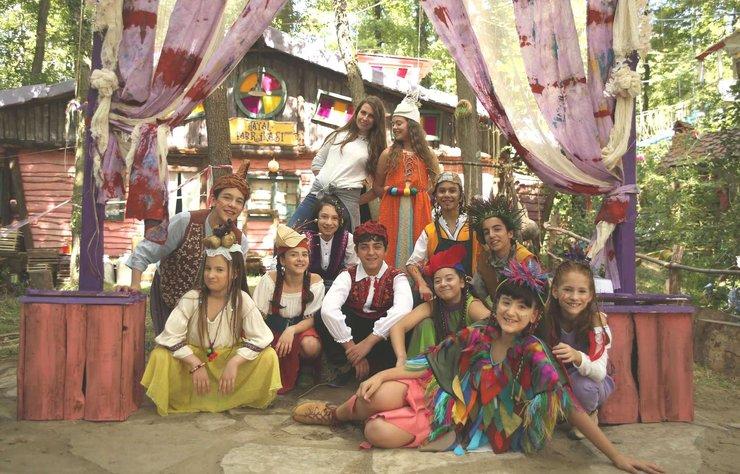 BKM bu kez sihirli bir dünyaya davet ediyor! Gamonya: hayaller ülkesi'ninkapıları açıldı