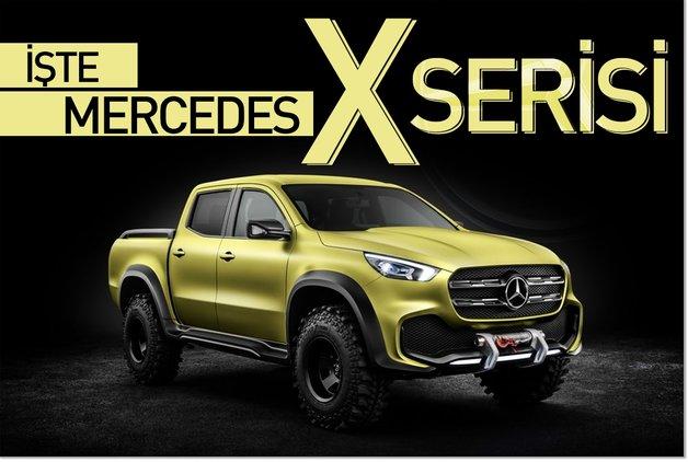 Mercedes'in büyük sürprizi ortaya çıktı