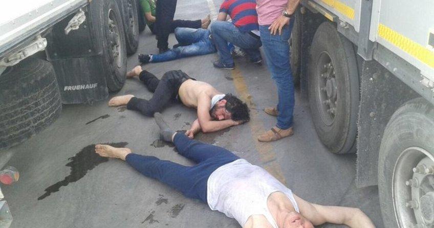 Edirne'de DHKP-C'li teröristler böyle bulundu