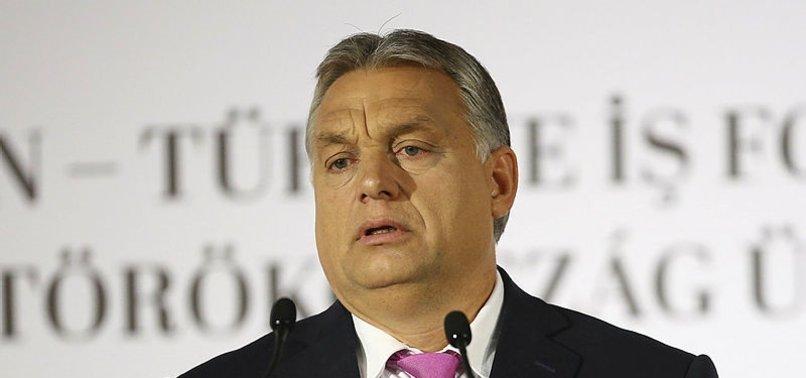 HUNGARY THREATENS TO CONTINUE VETO OF EU BUDGET