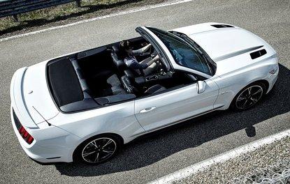 En çok tercih edilen spor otomobil Ford Mustang oldu