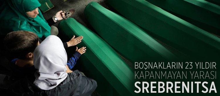 Boşnakların 23 yıldır kapanmayan yarası: Srebrenitsa