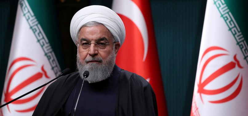 ROUHANI: US CONSPIRACY AGAINST IRAN WILL NEVER SUCCEED