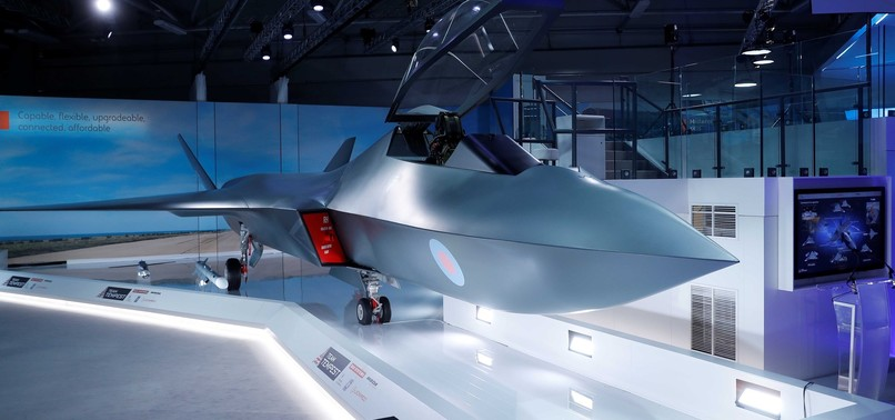 ITALY PARTNERS WITH UK IN TEMPEST FIGHTER JET PROJECT