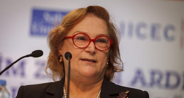 Sabancı Holding Board Chairman Güler Sabancı (File Photo)