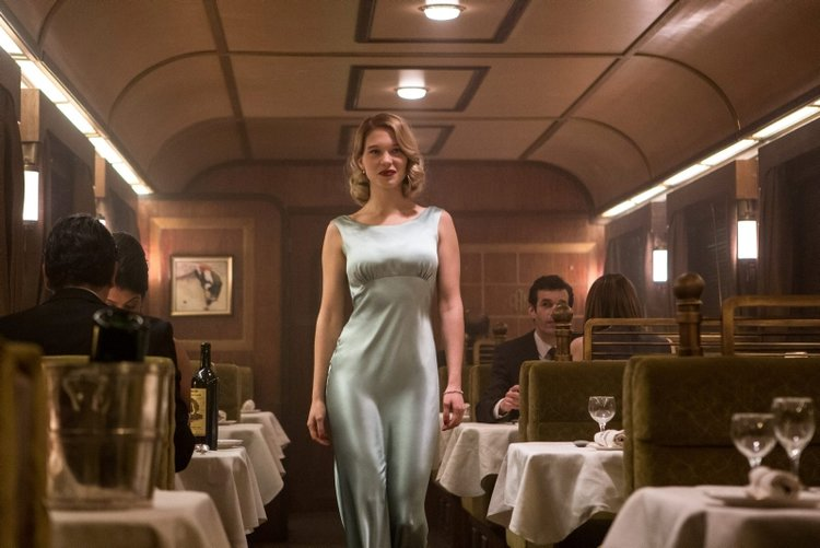 Kadrolu Bond kızı: Léa Seydoux
