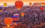Spring in Turkey's Cappadocia treat for eyes