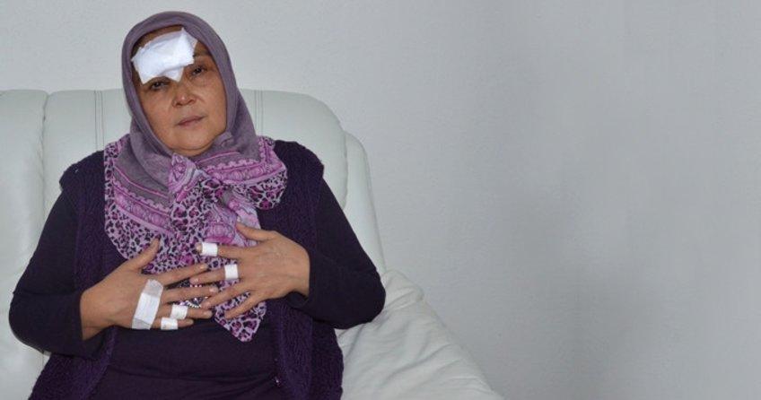 Avusturya'da başörtülü kadına ırkçı saldırı
