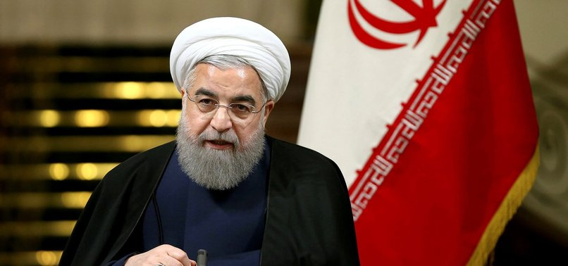 IRAN MUST PROVIDE SPACE FOR CRITICISM: ROUHANI