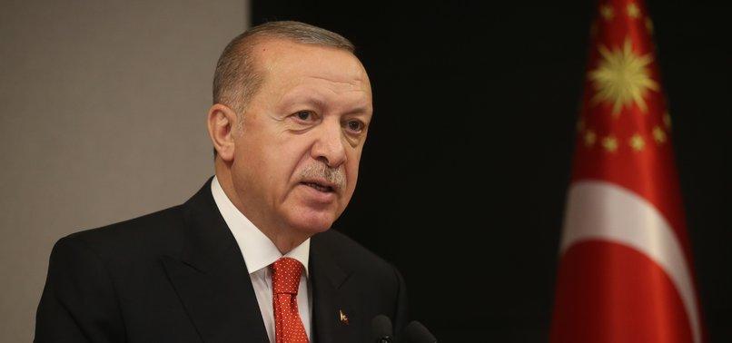 TURKEYS ERDOĞAN EXCHANGE EID AL-FITR GREETINGS WITH ALGERIAN AND INDONESIAN LEADERS OVER PHONE