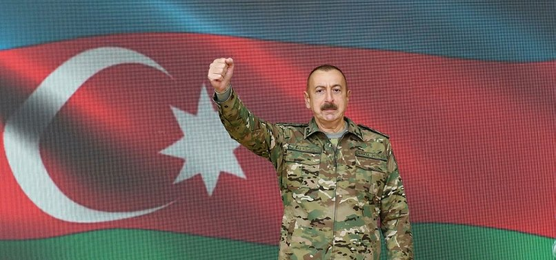 AZERBAIJAN: SHUSHA CITY LIBERATED FROM ARMENIAS OCCUPATION