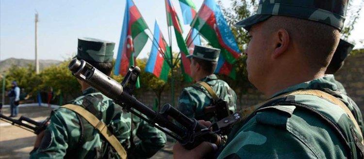 Azerbaycan ordusu 27 yıldır işgal altında bulunan Ağdam'a girdi.