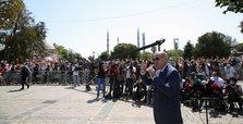 Erdoğan calls Greek-Egyptian maritime deal 'worthless'