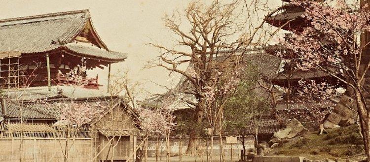 Sultan Abdülhamid'in arşivinden Japonya...