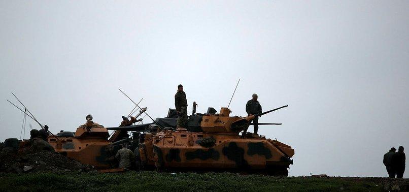 ALMOST 3,000 TERRORISTS NEUTRALIZED IN TURKEYS AFRIN OPERATION