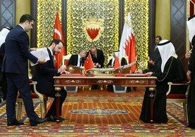 Türkiye ile Körfez ülkeleri arasında ilişkiler derinleşiyor