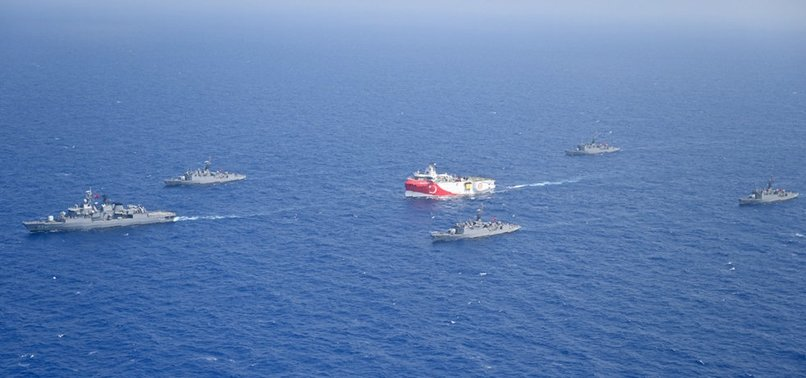 EU URGES DIALOGUE AND NEGOTIATION IN EASTERN MEDITERRANEAN