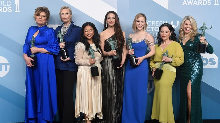 2020 SAG Ödülleri (Screen Actors Guild) sahiplerini buldu