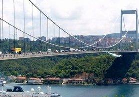 Fatih Sultan Mehmet Köprüsü'nde intihar meydana geldi!