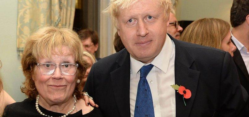 BRITISH PREMIERS MOTHER CHARLOTTE JOHNSON WAHL DIES AT 79