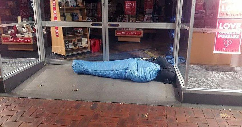 Yeni Zelanda evsizlere çözüm arıyor