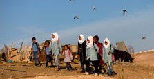 Israel delays demolition of W. Bank Bedouin village