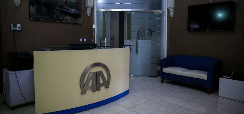 EGYPTIAN POLICE DETAIN 4 EMPLOYEES OF ANADOLU AGENCY AFTER RAIDING CAIRO OFFICE