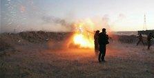 Kurdish forces shell Iraqi troops in Kirkuk