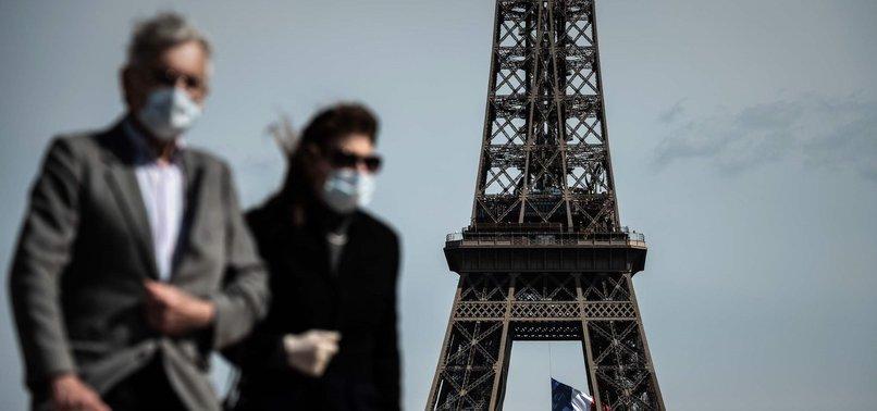 PARIS ORDERS MANDATORY WEARING OF MASKS OUTDOORS IN BUSY AREAS AS VIRUS FLARES BACK
