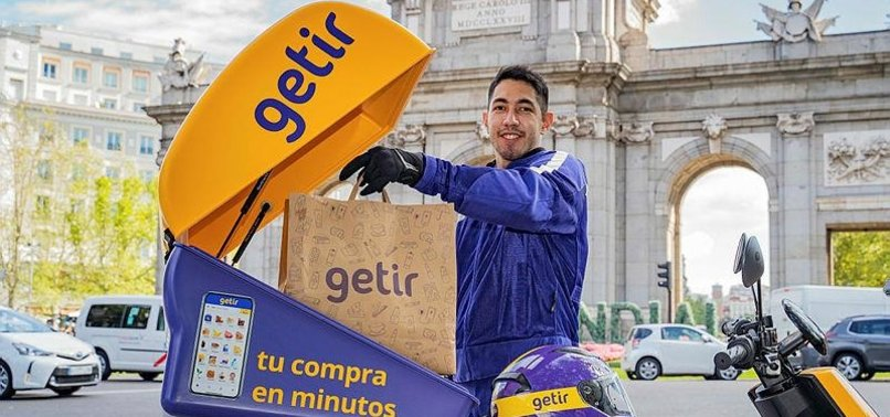 TURKEYS ON-DEMAND DELIVERY PIONEER GETIR LAUNCHES IN MADRID AND BARCELONA