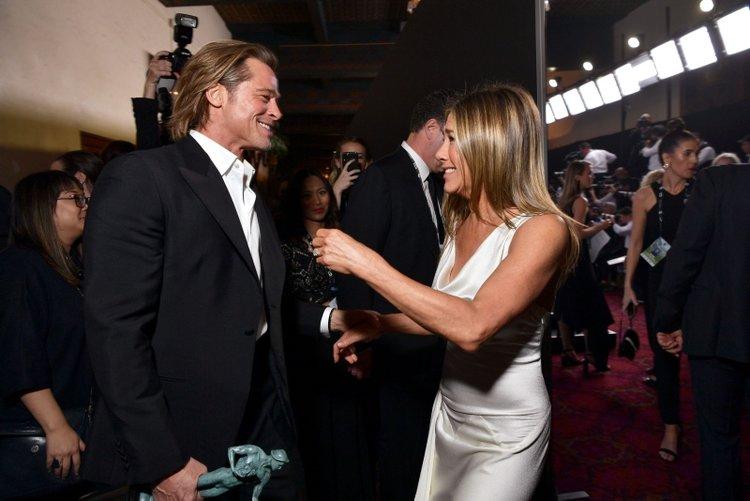 Brad Pitt ve Jennifer Aniston hakkında yeni iddia!