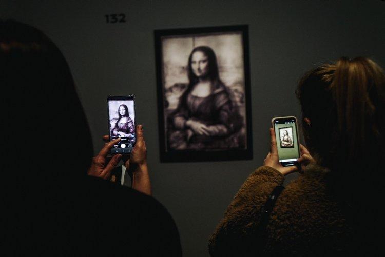 Da Vinci sergisi rekor kırdı!