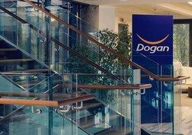 Doğan Şirketler Grubu Holding'in Üsküdar'da bulunan merkez binasında arama!