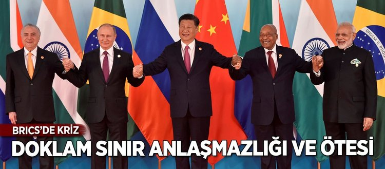 Goa'dan Xiamen'a BRICS'de rekabet, ortaklık ve kriz