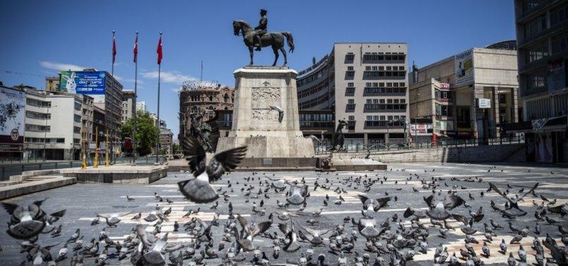 TURKEY LIFTS 4-DAY NATIONWIDE CURFEW AGAINST VIRUS
