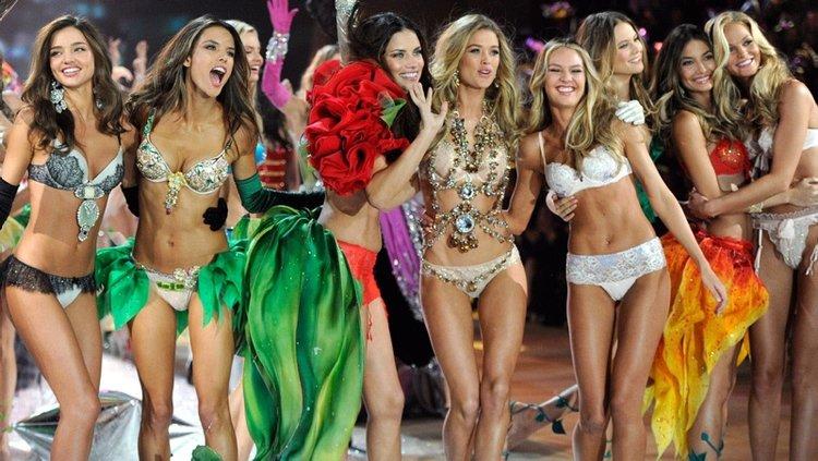 Victoria's Secret defilesine 2 ünlü isim!