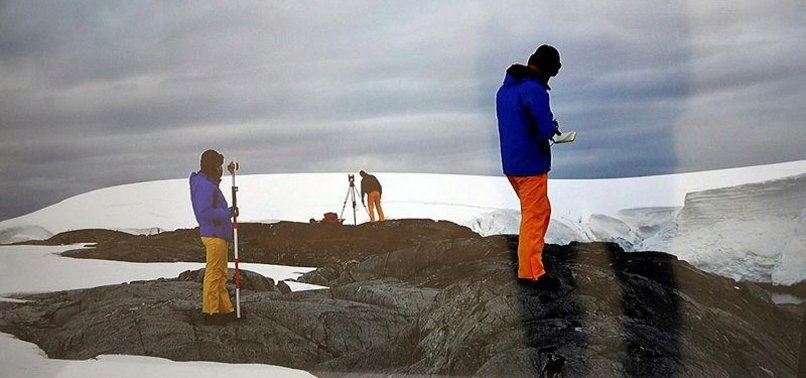 TURKISH RESEARCH TEAM ANTARCTICA-BOUND FOR 2ND TIME