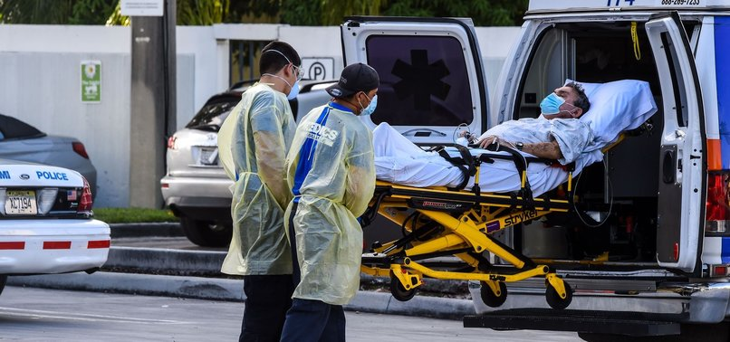 U.S. REPORTS ABOUT 300,000 MORE DEATHS DURING COVID-19 PANDEMIC THAN IN TYPICAL YEAR