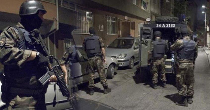 İstanbul'da büyük uyuşturucu operasyonu