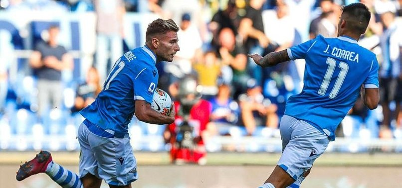 Gritty Lazio rally for 3-3 home draw with Atalanta - anews