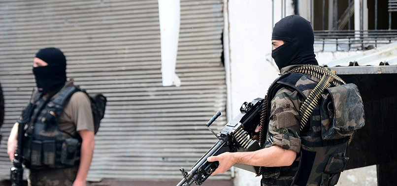 PKK/PYD TERRORIST ARRESTED IN SOUTHERN TURKEY