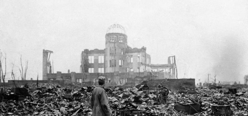 76TH ANNIVERSARY OF ATOMIC BOMBINGS OF HIROSHIMA AND NAGASAKI
