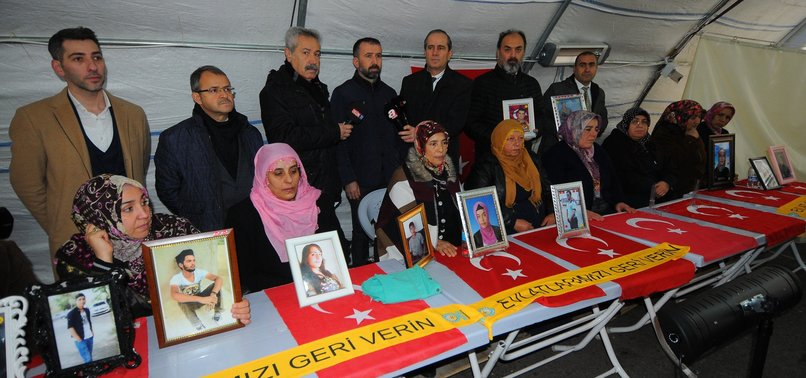 TURKEY: PARENTS WAIT FOR PKK-ABDUCTED KIDS FOR 310 DAYS