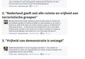 Hollanda vatandaşlarından hükümete büyük öfke: Utanıyoruz