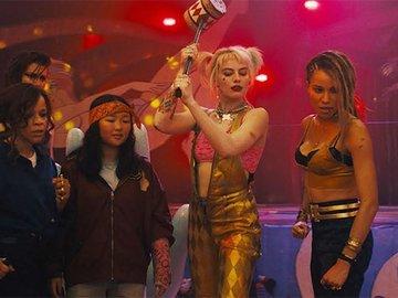 Margot Robbie'nin Harley Quinn'i canlandırdığı Birds of Prey filminden ilk uzun fragman (Türkçe)