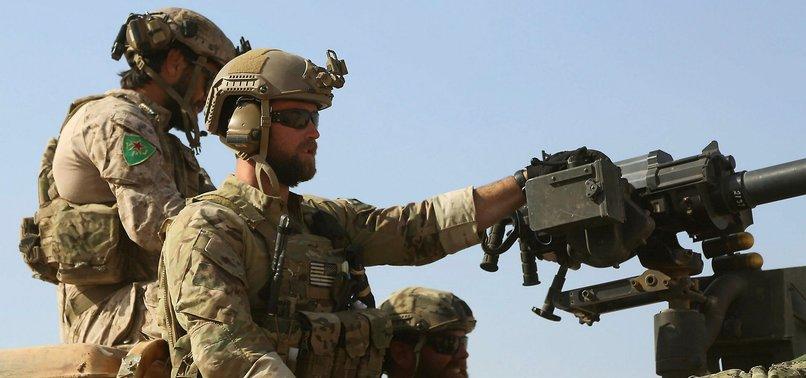 WASHINGTON DENIES GIVING WEAPONS TO PYD/PKK TERROR GROUP IN SYRIA