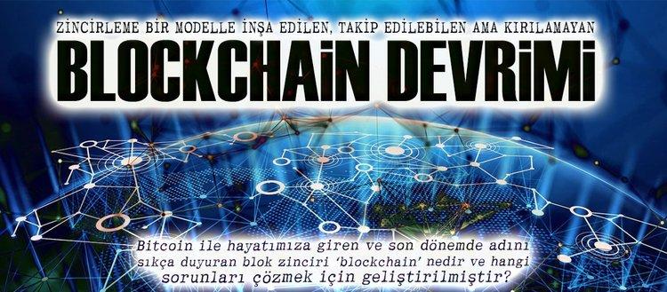 Nedir bu 'blockchain' devrimi?