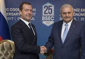 İşte Rusya ve Türkiye'den ortak bildiri!